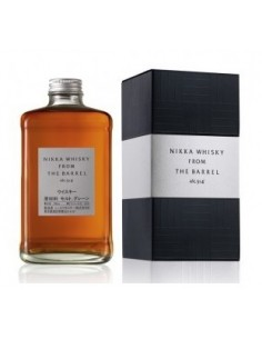 From The Barrel - Nikka Whisky - Whisky Japonais - 50cl - 51.4%