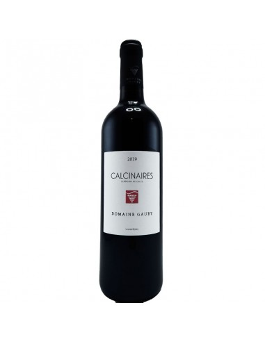 Calcinaires rouge 2019 - Domaine...