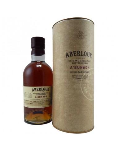 Aberlour A'bunadh Sherry Cask -...