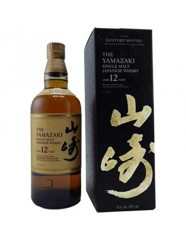 Yamazaki 12 ans - Distillerie...