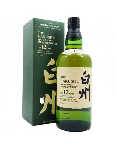 Hakushu 12 ans - Distillerie Hakushu...