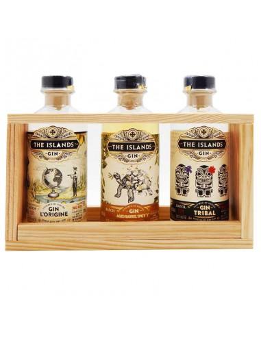 Trio Gin The Islands - The Islands...
