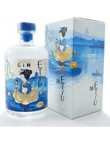 Etsu Gin - Etsu - Gin Japonais - 70cl...