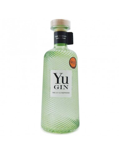 Yu Gin - Lurton - Gin Français - 70cl...