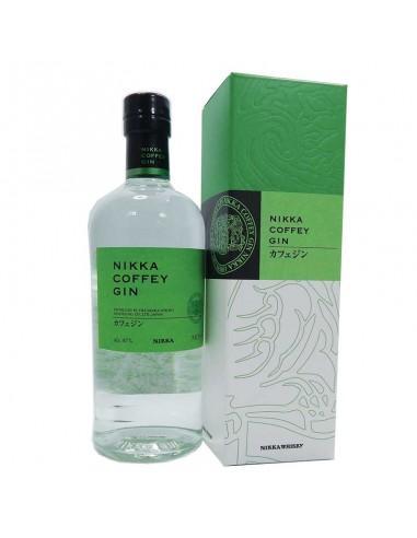 Coffey Gin - Nikka - Gin Japonnais -...