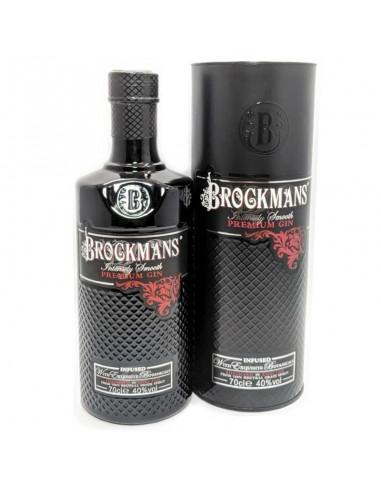Brockmans Gin - Brockman - Gin...