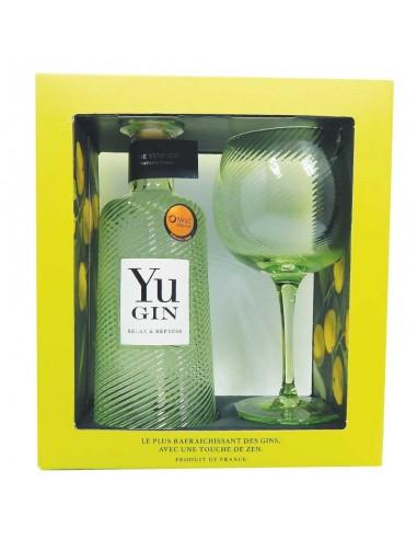 Coffret Yu Gin - 1 Verre - Lurton -...