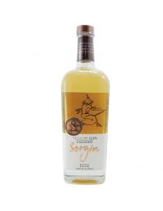 Sorgin Yellow Gin Sauvignon - Lurton - Gin Français - 70cl - 42%