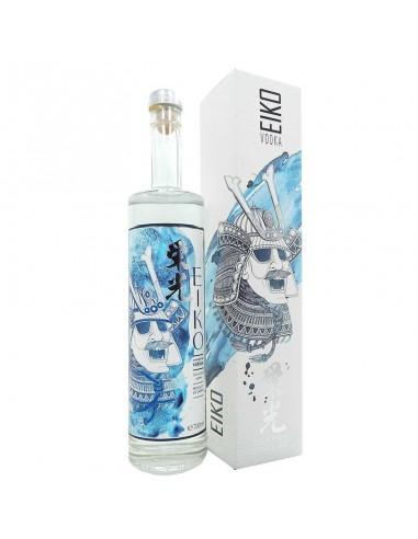 Handcrafted Vodka - Eiko - Vodka...