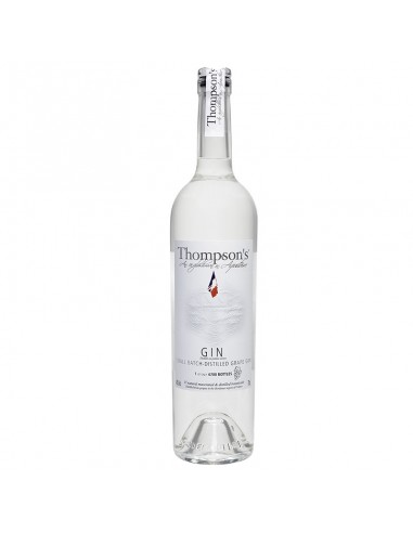 Thompson's Gin - Gin Français - 70cl...