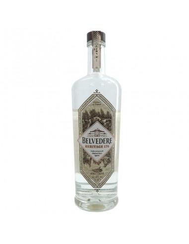 Heritage - Belvedere - Vodka...