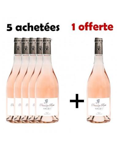 Carton 6 Bouteilles Première Rosé...