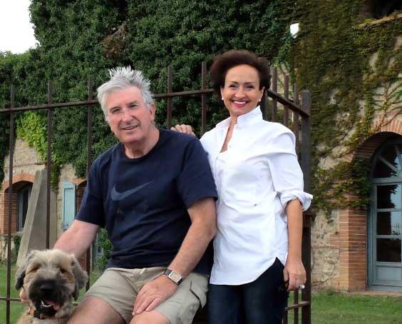 Serge et Marie Mas Baux